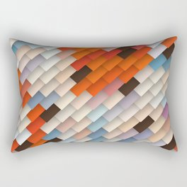 scales & shadows Rectangular Pillow