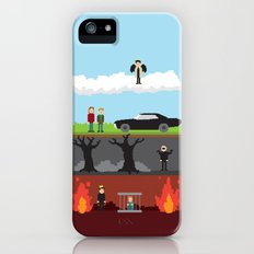 Supernatural - From Heaven and Hell Slim Case iPhone (5, 5s)
