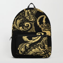 Gold Crown Backpack
