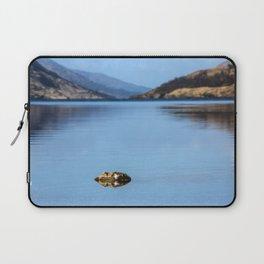 Glenfinnan, Loch Shiel Laptop Sleeve