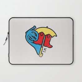 Hey Beautiful Laptop Sleeve