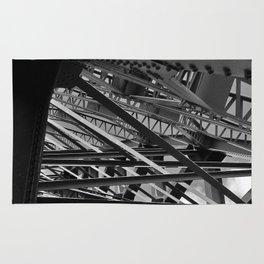 The Bridge - two Rug