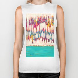 April Showers Biker Tank