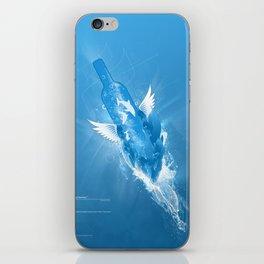 Flowing Paradise iPhone Skin