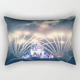 Disney World Rectangular Pillow