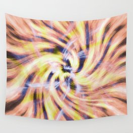 Memory in the World of Simulation: Pastiche and Schizophrenia Wall Tapestry