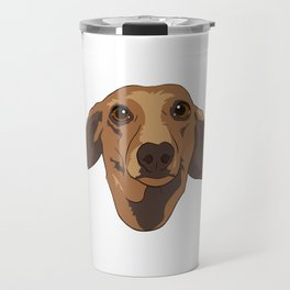 Dobby the Weenie Travel Mug