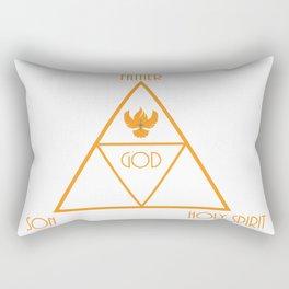 HOLY TRINITY Rectangular Pillow