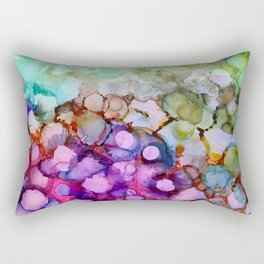 INK #5 Rectangular Pillow