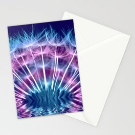 Dandelion colorful 234 Stationery Cards