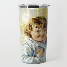 mother and child 1 Travel Mug