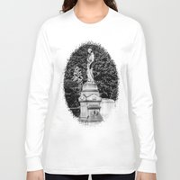 grace Long Sleeve T-shirts featuring Grace by Nevermind the Camera