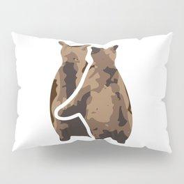BEAR COUPLE Pillow Sham