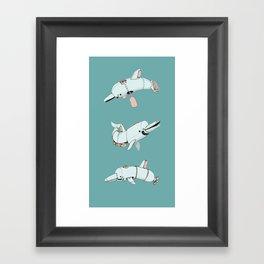 Dolrine Framed Art Print