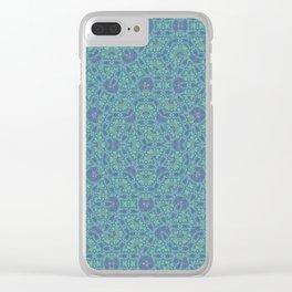 Winter 001b Clear iPhone Case