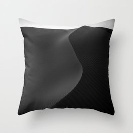 Erg Chebbi Throw Pillow