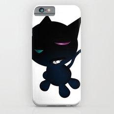 Blue Cat iPhone 6s Slim Case