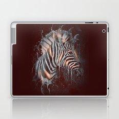 DARK ZEBRA Laptop & iPad Skin
