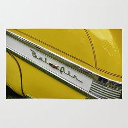 Yellow Bel Air Rug