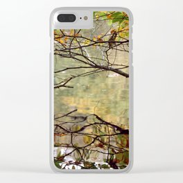 romantic autumn by Janina Clear iPhone Case
