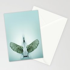 Mutant Plane Stationery Cards