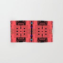 Hyper dimensional 8bit Fabric Hand & Bath Towel