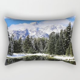 Schwabacher Landing Rectangular Pillow