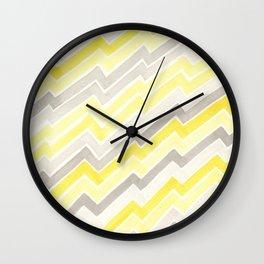 #65. ANNIE - Lightning Wall Clock