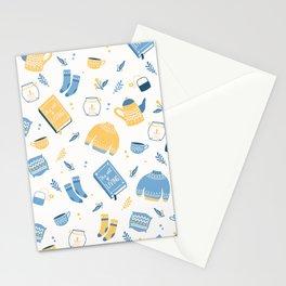 Hygge pattern 001 Stationery Cards
