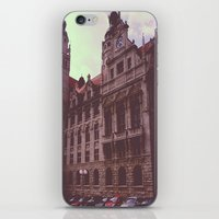 germany iPhone & iPod Skins featuring Germany by Jiesha  Stephens