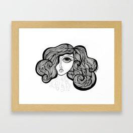 FIONA Framed Art Print