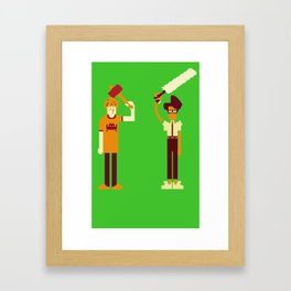 The IT Crowd: Masters of the ITverse! Framed Art Print