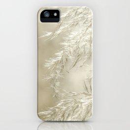 Wispy iPhone Case