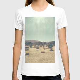 Wishing you were an endless sky T-shirt
