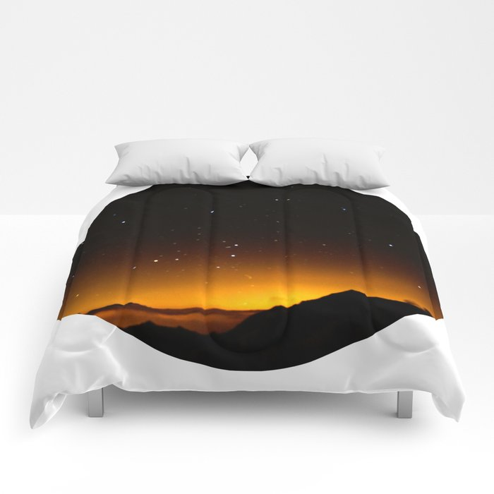 Landscapes - Night Comforters