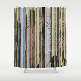Durand Durand Lauryn Shower Curtain