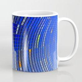 Big Blue Blocks Coffee Mug