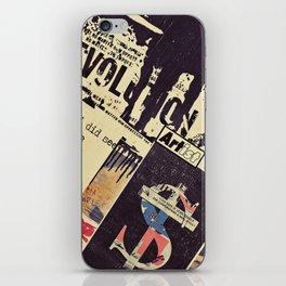 Arti$t Revolution iPhone Skin