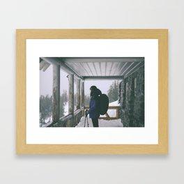 Artist Point Framed Art Print