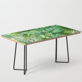 green tropic Coffee Table
