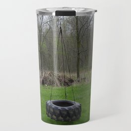 Tire Swing Travel Mug