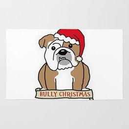 Bully Christmas Rug