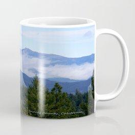 Trinity Alps in Trinity County, California Coffee Mug