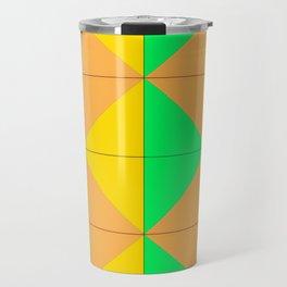 Harlequin bulge Travel Mug