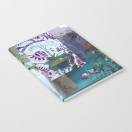 J001: twilight orchid Notebook