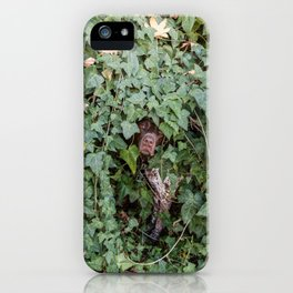 Peekaboo! iPhone Case