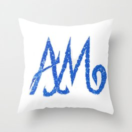 Alexis Miranda Throw Pillow