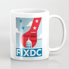 FIX DC Coffee Mug