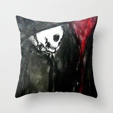 Dark Romantic Throw Pillow