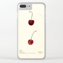 Cherries - Flinn Clear iPhone Case